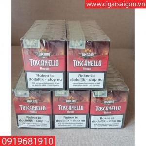 Xì gà Toscanello Rosso Hà Lan( xì gà ý hà lan)