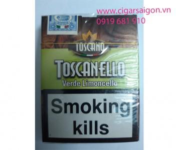 Xì gà Toscanello Verde Limoncello