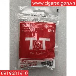 Đầu lọc thuốc lá cuốn tay Economy Long slim 120