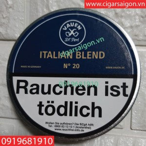 Thuốc hút tẩu VAUEN ITALIAN BLEND NO 20