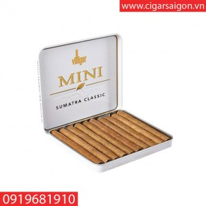 Xì gà Villiger Mini sumatra classic