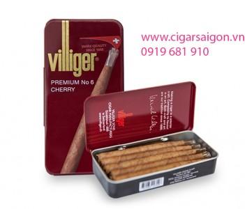 Villiger Premium No 6 Cherry filter
