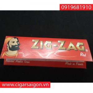 Giấy cuốn thuốc lá ZigZag Red
