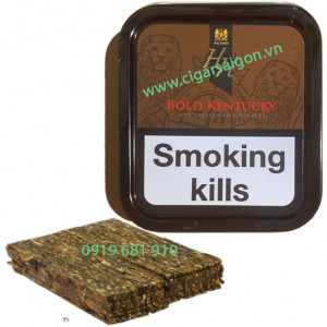 Thuốc hút tẩu Mac Baren - HH BOLD KENTUCKY Flake