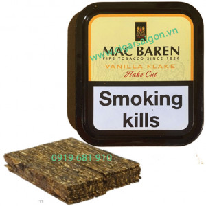 Mac Baren Vanilla Flake