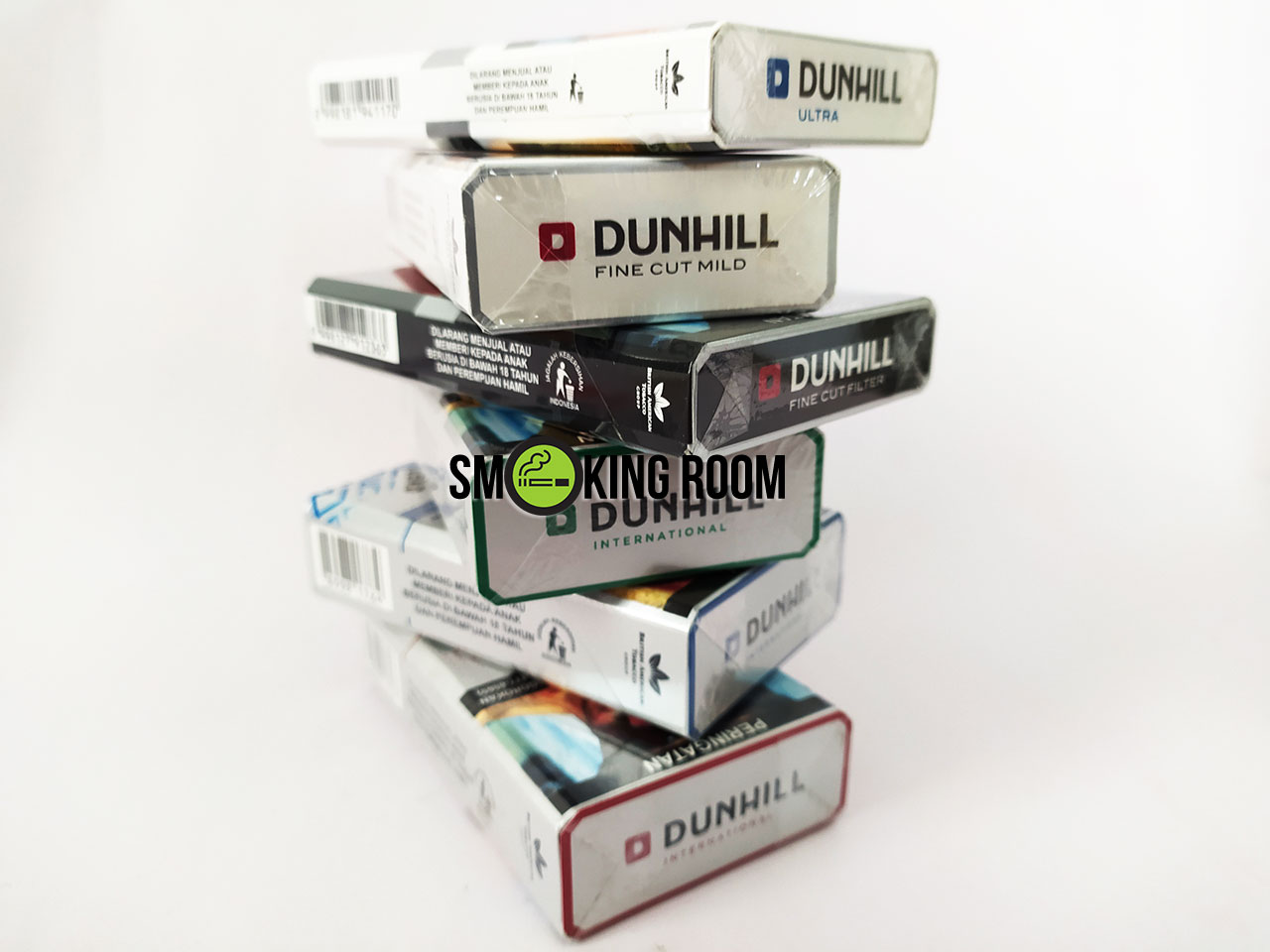 dunhill cigarette types