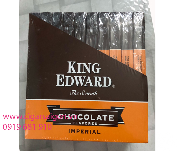 Xì gà King Edward Imperial chocolate